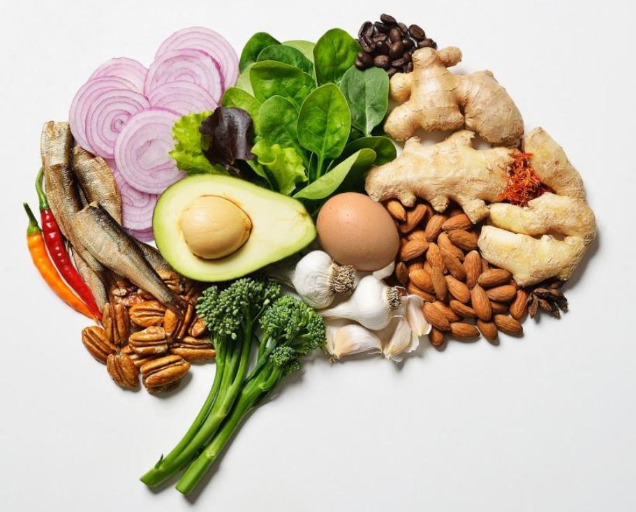 good food for mental health